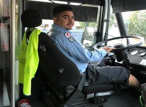 Rehire Bus Driver Margarito Ayala!