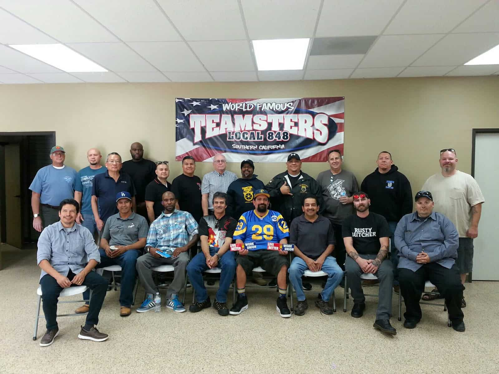 worldfamous848, Author at Teamsters Local 848 - Page 2 of 27