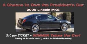 A Chance to Own the President's Car