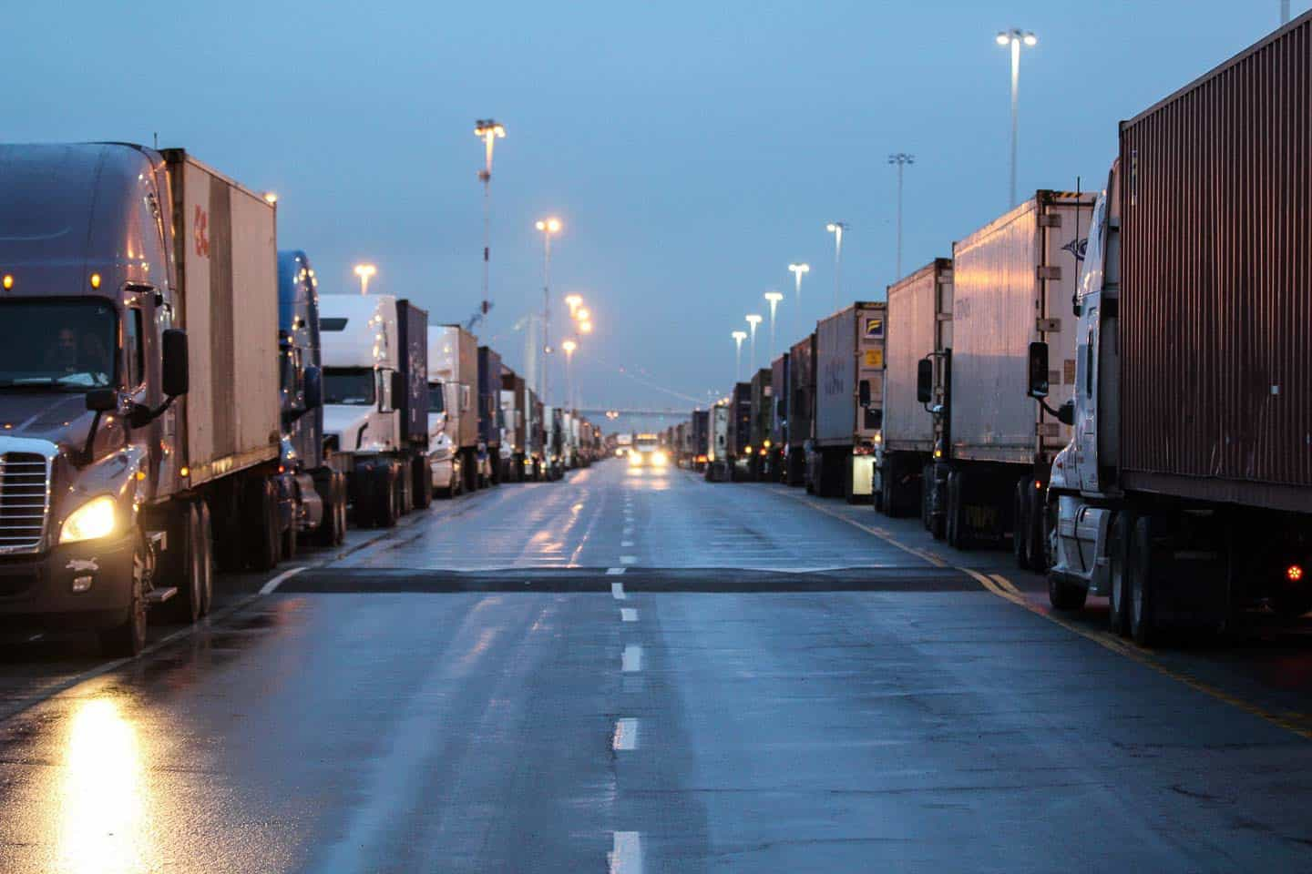 Port Truck Drivers Awarded Nearly $6 Million