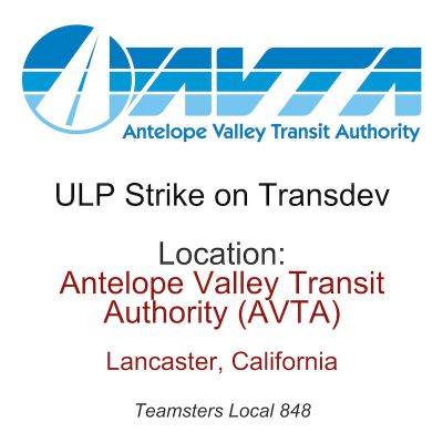 AVTA Strike - August 21, 2017