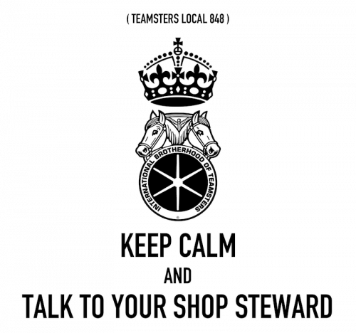 Stay Calm Teamsters revised